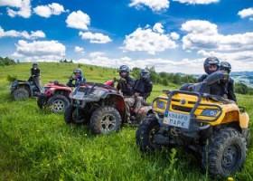 Прокат квадроциклів у Карпатах – незабутній відпочинок!