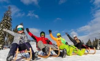 Прокат санок для чудового зимового відпочинку в Карпатах