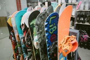 Прокат сноубордів в Карпатах