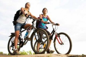 Велотуризм в Карпатах – відпочинок для всієї  сім'Ї