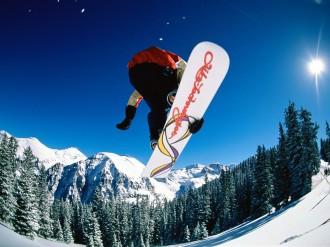 Сноубординг Карпати