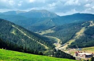 Маршрути піших походів у гори